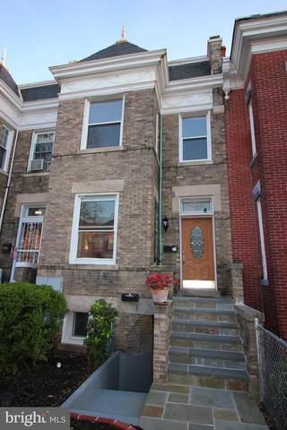 131 R Street NE A, WASHINGTON, DC 20002 (#DCDC503488) :: The Dailey Group