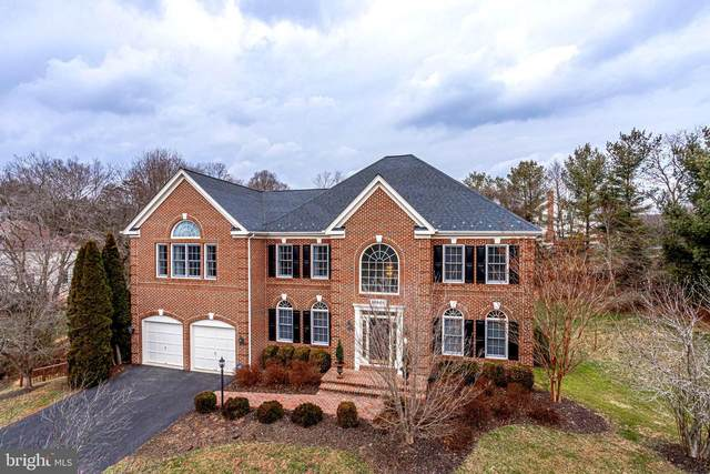 10600 Little Run Farm Court, VIENNA, VA 22182 (#VAFX1175616) :: Advon Group