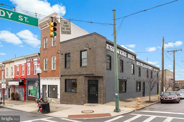 4001 Eastern Avenue, BALTIMORE, MD 21224 (#MDBA536630) :: The Redux Group