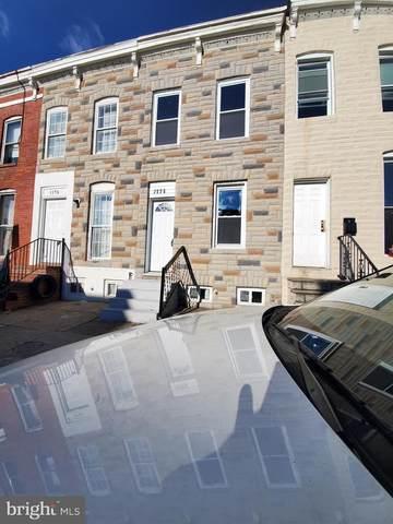 1174 Washington Boulevard, BALTIMORE, MD 21230 (#MDBA536638) :: Colgan Real Estate