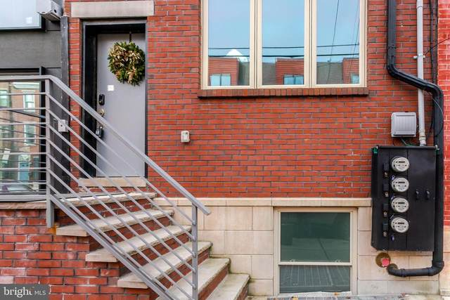 1634 Fitzwater Street #101, PHILADELPHIA, PA 19146 (#PAPH978216) :: ExecuHome Realty