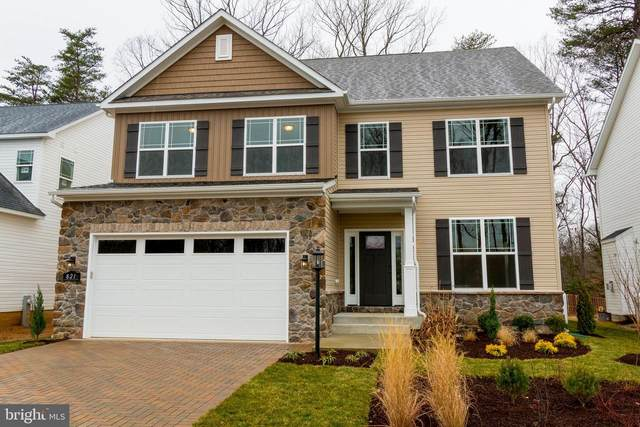 Lot A Woods Road, PASADENA, MD 21122 (#MDAA456614) :: The Redux Group