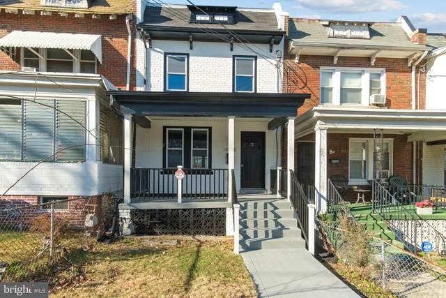 4918 4TH Street NW, WASHINGTON, DC 20011 (#DCDC503516) :: Eng Garcia Properties, LLC