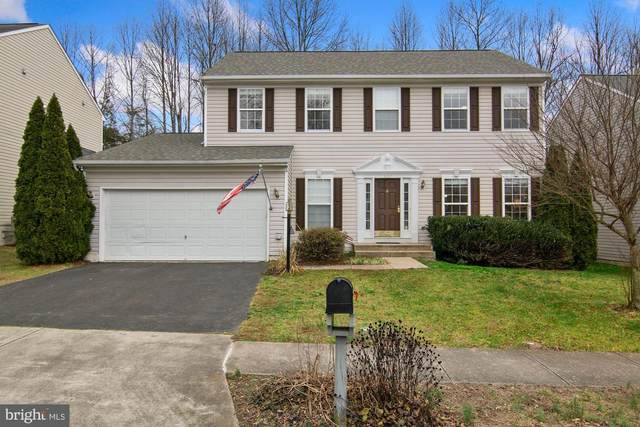 5357 Gunston Hall Drive, WOODBRIDGE, VA 22193 (#VAPW512914) :: The Dailey Group