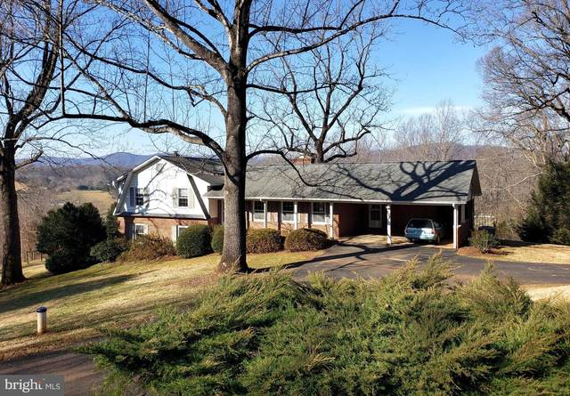410 Legion Post Lane, MADISON, VA 22727 (#VAMA108810) :: AJ Team Realty