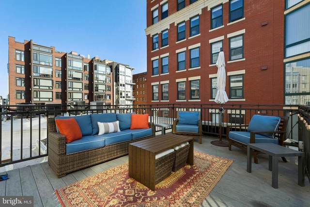 1224 13TH Street NW #301, WASHINGTON, DC 20005 (#DCDC503552) :: Network Realty Group