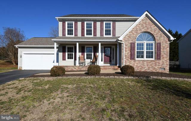 4317 Amelia Drive, FREDERICKSBURG, VA 22408 (#VASP228136) :: Crossman & Co. Real Estate