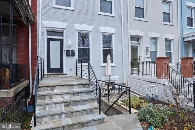 33 Bryant Street NW #1, WASHINGTON, DC 20001 (#DCDC503556) :: Bic DeCaro & Associates