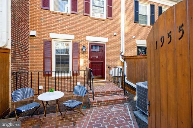 1955 N Calvert Street #1, ARLINGTON, VA 22201 (#VAAR174866) :: Jacobs & Co. Real Estate
