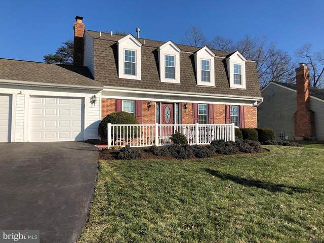 15116 Honsena Drive, CENTREVILLE, VA 20120 (#VAFX1175698) :: The Maryland Group of Long & Foster Real Estate