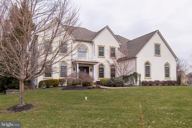 1471 Knightsbridge Drive, BLUE BELL, PA 19422 (#PAMC680146) :: Revol Real Estate