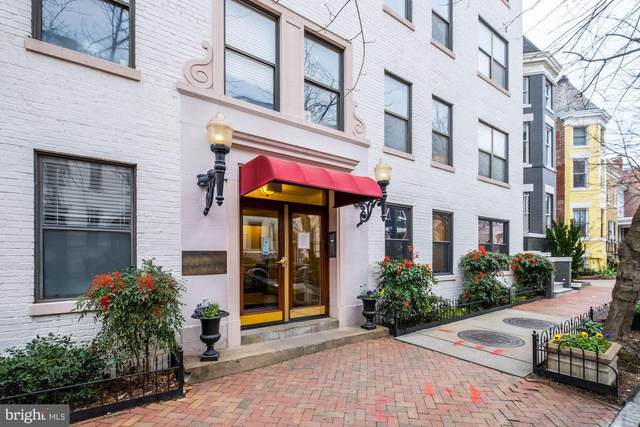 1736 Willard Street NW #303, WASHINGTON, DC 20009 (#DCDC503570) :: The Dailey Group