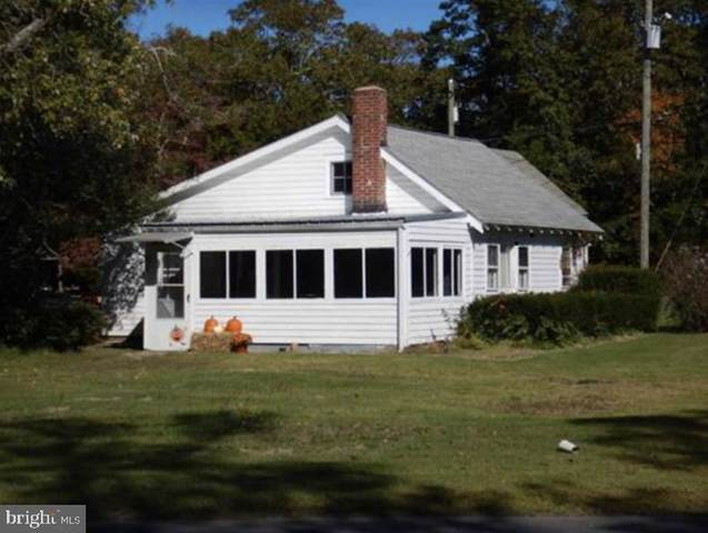 115 Kings Highway, CAPE MAY COURT HOUSE, NJ 08210 (MLS #NJCM104678) :: The Sikora Group
