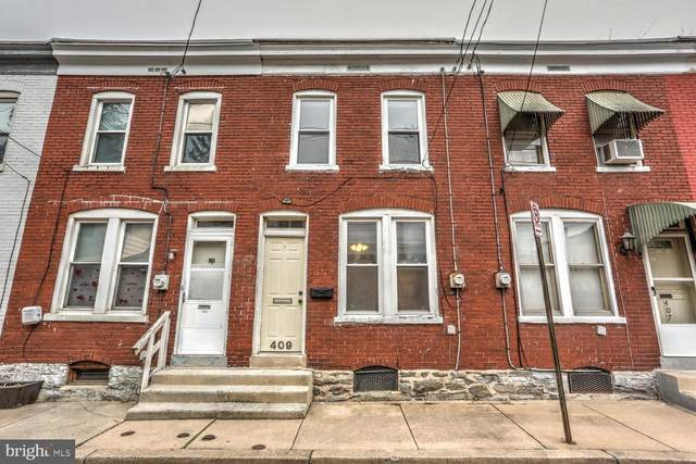 409 N Cherry Street, LANCASTER, PA 17602 (#PALA175980) :: Iron Valley Real Estate