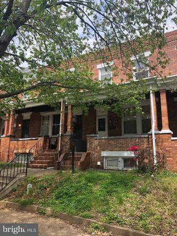 3204 Chesterfield Avenue, BALTIMORE, MD 21213 (#MDBA536702) :: The Redux Group