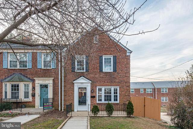 111 Regester Avenue, BALTIMORE, MD 21212 (#MDBC517348) :: Jim Bass Group of Real Estate Teams, LLC