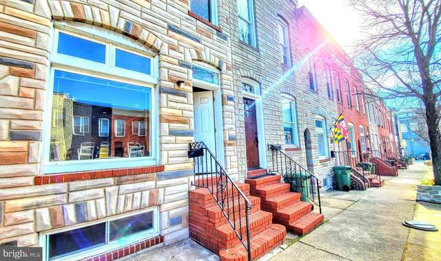 809 S Milton Avenue, BALTIMORE, MD 21224 (#MDBA536710) :: Arlington Realty, Inc.
