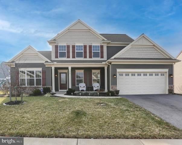 22 Finch Drive, LEBANON, PA 17042 (#PALN117536) :: The Craig Hartranft Team, Berkshire Hathaway Homesale Realty