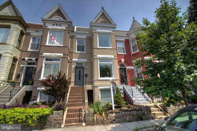 61 Quincy Place NW, WASHINGTON, DC 20001 (#DCDC503598) :: Dart Homes