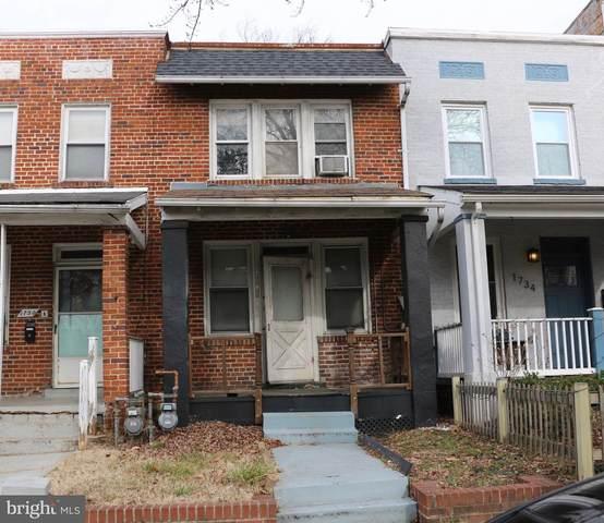 1732 L Street NE, WASHINGTON, DC 20002 (#DCDC503606) :: Arlington Realty, Inc.