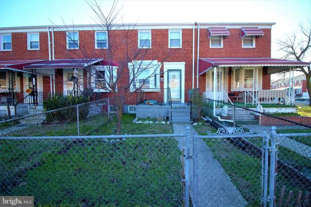 8537 Kavanagh Road, BALTIMORE, MD 21222 (#MDBC517378) :: Certificate Homes
