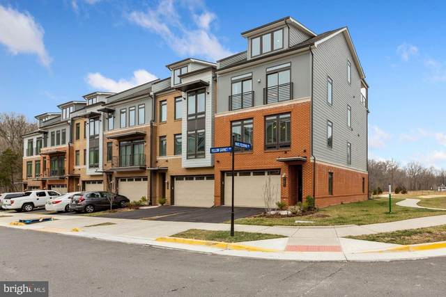 1801 Yellow Garnet Terrace SE, LEESBURG, VA 20175 (#VALO428850) :: The Dailey Group