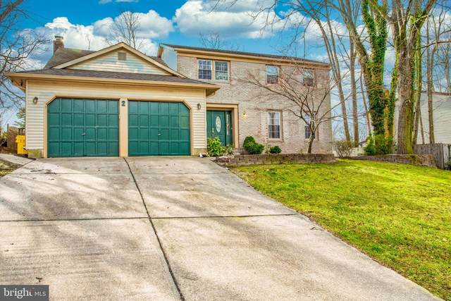 2 Palmer Court, SEWELL, NJ 08080 (#NJGL269976) :: Holloway Real Estate Group