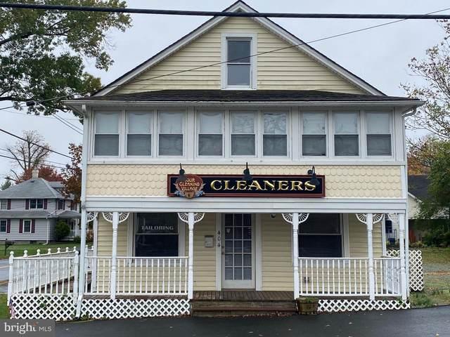 404 Plainsboro Road, PLAINSBORO, NJ 08536 (#NJMX125846) :: The Mike Coleman Team