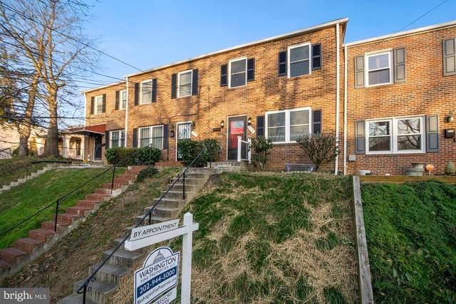 313 61ST Street NE, WASHINGTON, DC 20019 (#DCDC503648) :: Jennifer Mack Properties