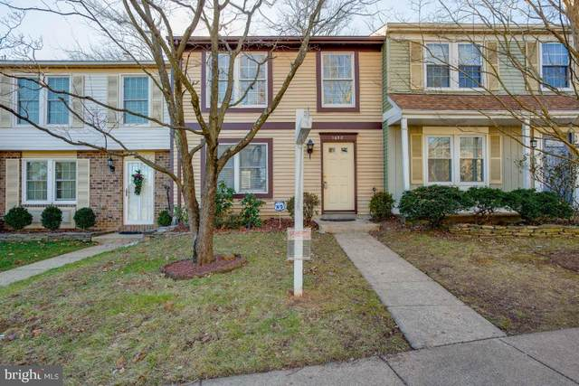 1658 Sierra Woods Drive, RESTON, VA 20194 (#VAFX1175784) :: Murray & Co. Real Estate