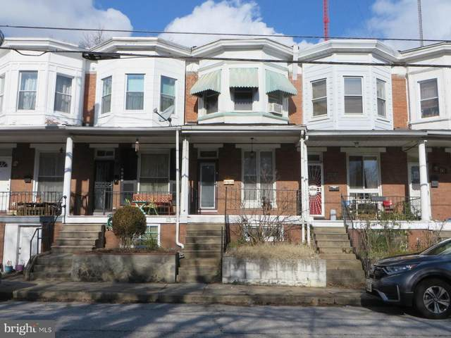 2134 Druid Park Drive, BALTIMORE, MD 21211 (#MDBA536730) :: Arlington Realty, Inc.