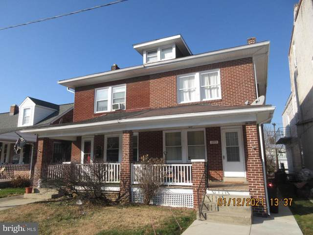 1205 W Princess Street, YORK, PA 17404 (#PAYK151430) :: The Joy Daniels Real Estate Group