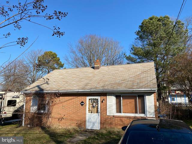 1130 Wharf Drive, PASADENA, MD 21122 (#MDAA456716) :: Revol Real Estate