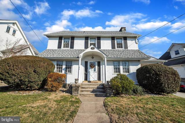 819 Cornell Avenue, DREXEL HILL, PA 19026 (#PADE537816) :: The Lux Living Group