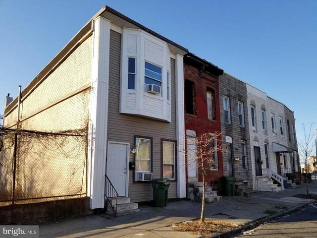 1911 Ramsay Street, BALTIMORE, MD 21223 (#MDBA536748) :: The Redux Group