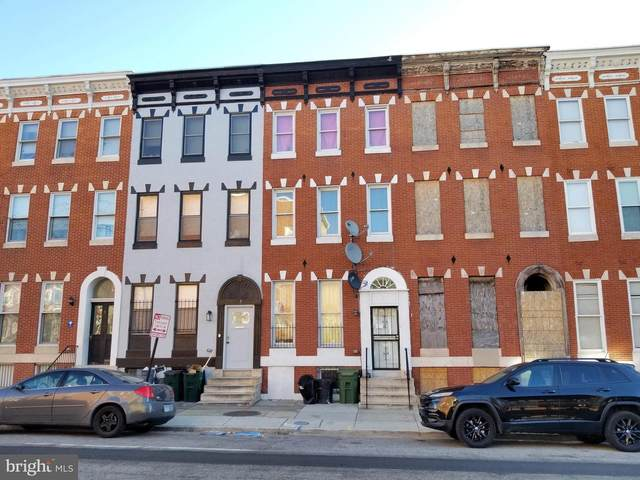 9 S Fulton Avenue, BALTIMORE, MD 21223 (#MDBA536764) :: The Dailey Group