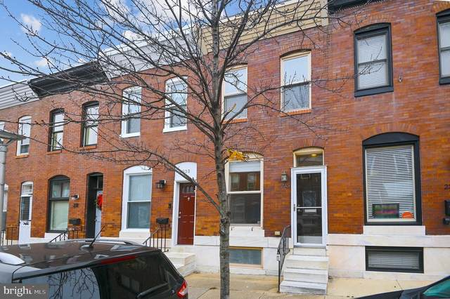 235 S Robinson Street, BALTIMORE, MD 21224 (#MDBA536782) :: Certificate Homes