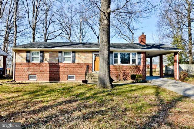 5604 Eastwood Court, CLINTON, MD 20735 (#MDPG593722) :: The Putnam Group