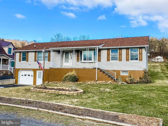 16821 Porter Road, FROSTBURG, MD 21532 (#MDAL136074) :: Bruce & Tanya and Associates