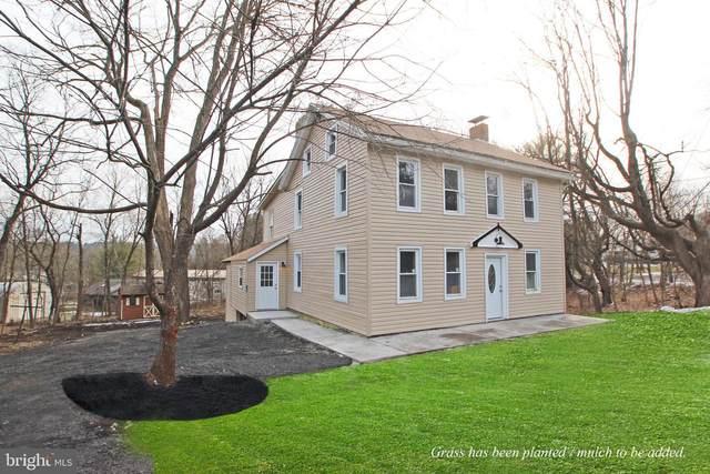 184 Brick Church Road, SAYLORSBURG, PA 18353 (#PAMR107266) :: Bob Lucido Team of Keller Williams Integrity