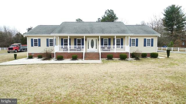 15390 Moores Mill Road, RUTHER GLEN, VA 22546 (#VACV123506) :: The Piano Home Group