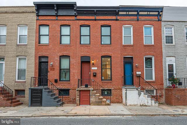 1433 Richardson Street, BALTIMORE, MD 21230 (#MDBA536808) :: Sunrise Home Sales Team of Mackintosh Inc Realtors
