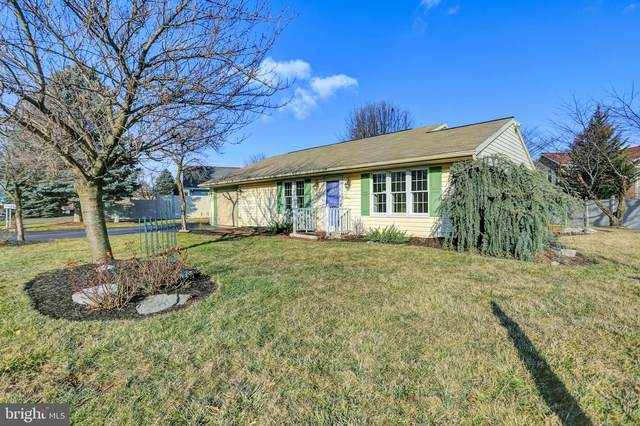 819 Geyer Drive, CHAMBERSBURG, PA 17201 (#PAFL177528) :: Realty ONE Group Unlimited