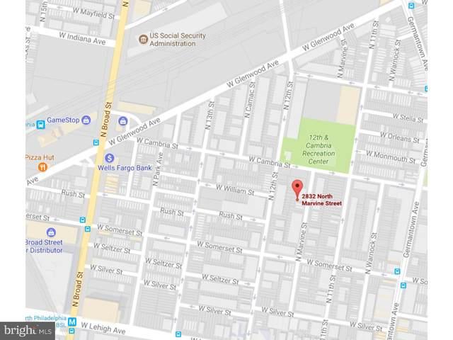 2832 N Marvine Street, PHILADELPHIA, PA 19133 (#PAPH978700) :: Bob Lucido Team of Keller Williams Integrity
