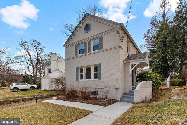 8402 Cedar Street, SILVER SPRING, MD 20910 (#MDMC740894) :: Jacobs & Co. Real Estate