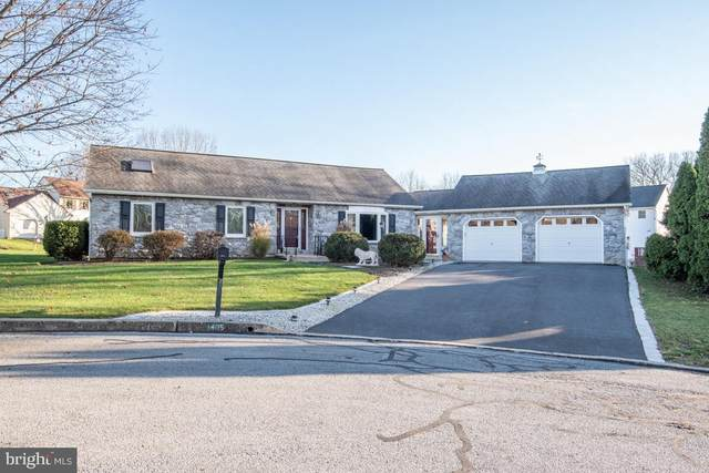 1405 Putnam Drive, LANCASTER, PA 17602 (#PALA176034) :: The Jim Powers Team