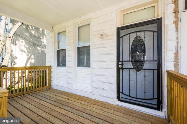 614 Cator Avenue, BALTIMORE, MD 21218 (#MDBA536824) :: Fairfax Realty of Tysons