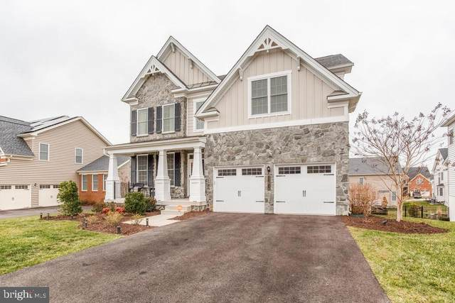 11016 Fillys Ford Crossing, UPPER MARLBORO, MD 20772 (#MDPG593736) :: ExecuHome Realty