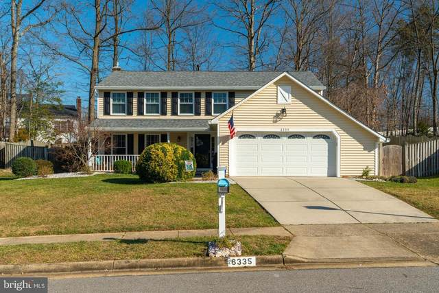 6335 Falling Brook Drive, BURKE, VA 22015 (#VAFX1175872) :: The Redux Group