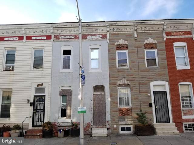 407 Pitman Place, BALTIMORE, MD 21202 (#MDBA536838) :: The MD Home Team